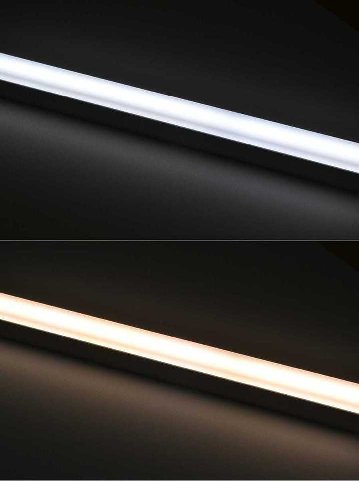 Tunable white - dynamic color temperature change - Led Technic